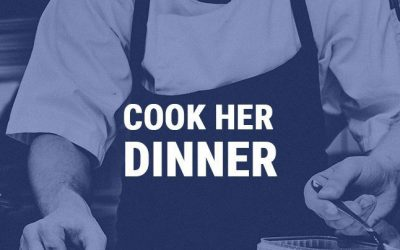 Cooking Her Dinner on the Second Date Will Set You Apart