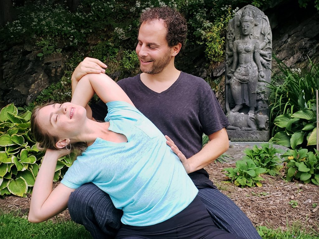 The Joy of Giving Massage with Shai Plonski