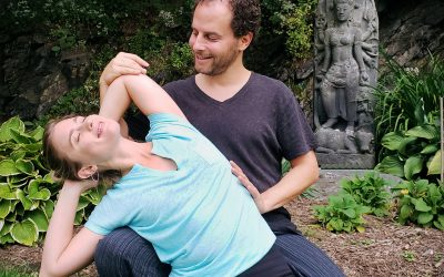 The Joy of Giving Massage with Shai Plonski