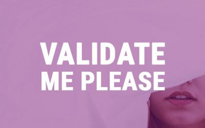 How To Stop Seeking Validation From Sex